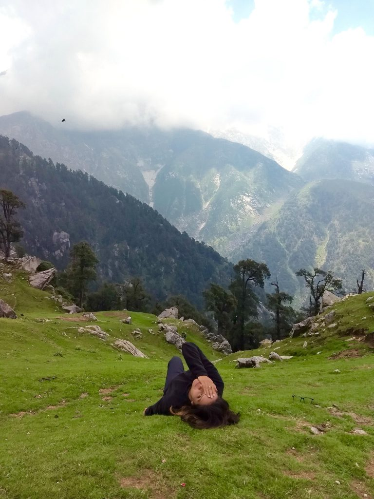 Read more about the article Triund Trek- A Perfect Trek For Beginners