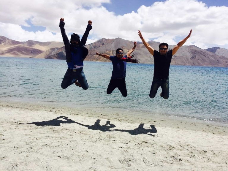 Read more about the article Ladakh Travelogue A Dream Ride Part 1 – Beginning